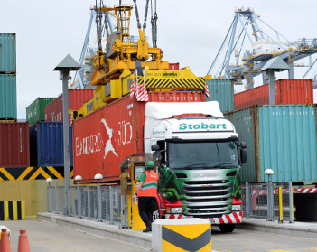 Eddie Stobart Announces New Base at DP World London Gateway