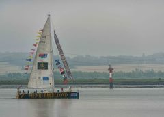Clipper Round the World Yacht Race 2014