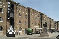 The Museum in Docklands (photo by kind permission of the Museum)