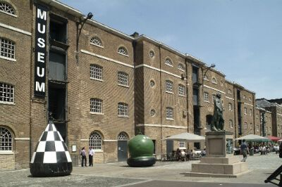 D Exhibition Docklands : Port of london authority public meeting at museum of london docklands